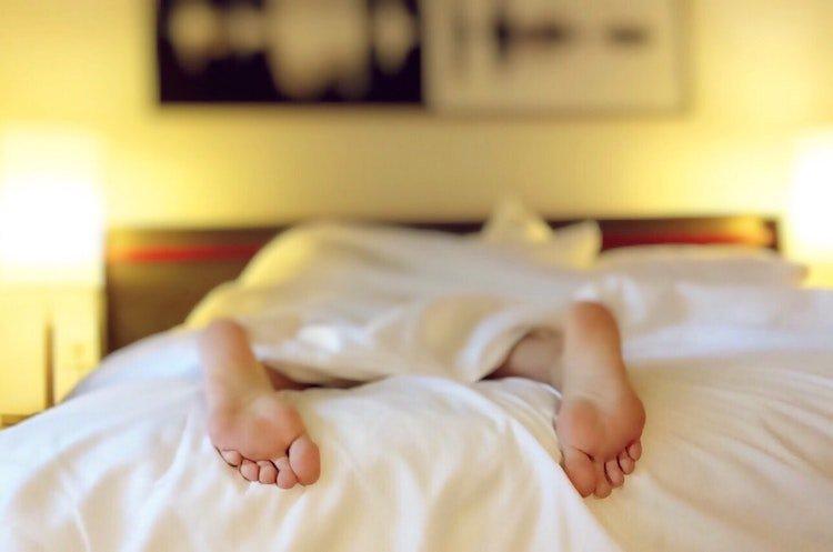 svegliarsi presto al mattina