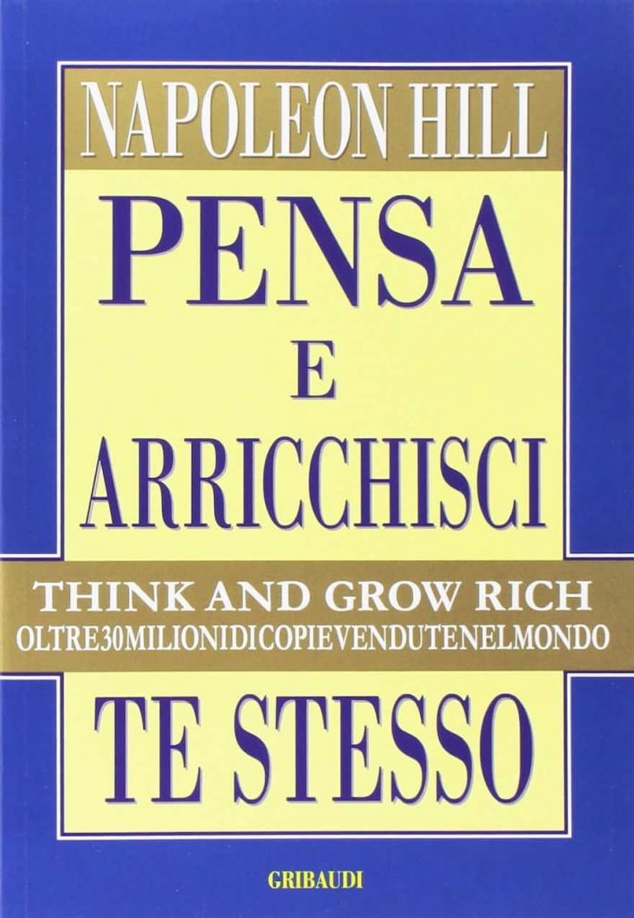 Libri di educazione finanziaria - Pensa e arricchisce te stesso-2