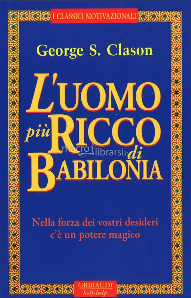 Libri di educazione finanziaria -Uomo più ricco di babilonia