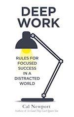 Libri sulla gestione del tempo e produttività - Deep Work