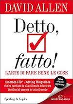 Libri sulla gestione del tempo e produttività - Detto fatto