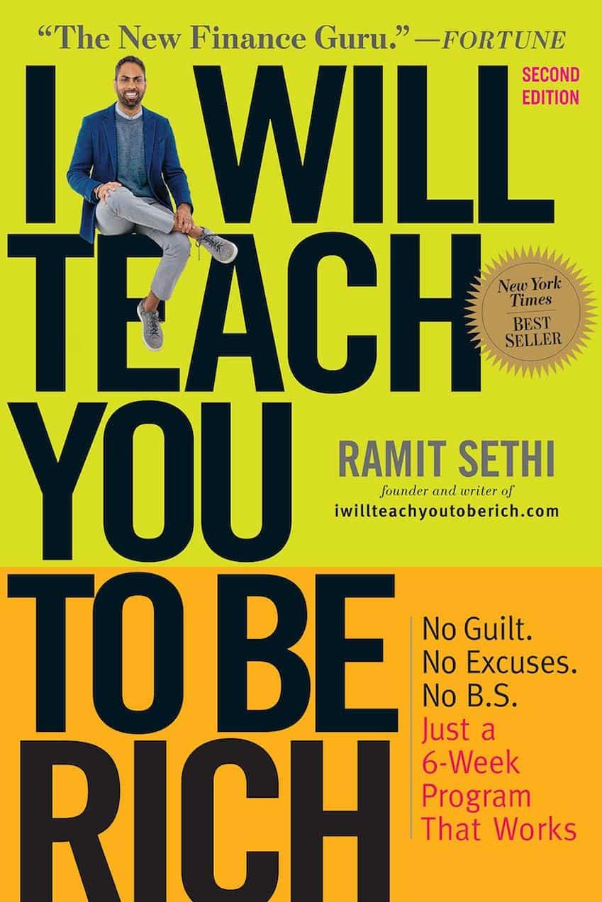 Libri di educazione finanziaria - I will teaxh you to be rich