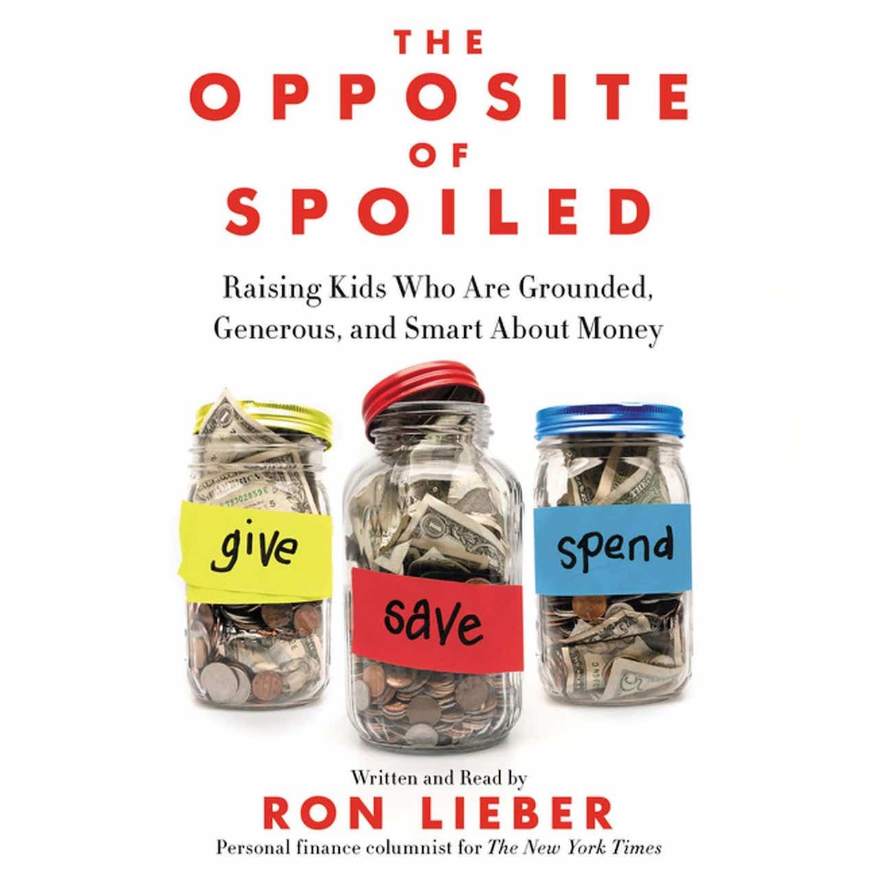 Libri di educazione finanziaria - The opposite of spolied