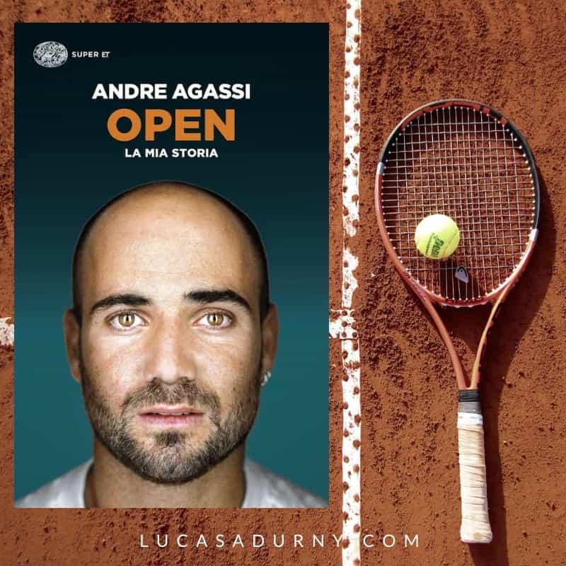 Riassunto Open Andre Agassi