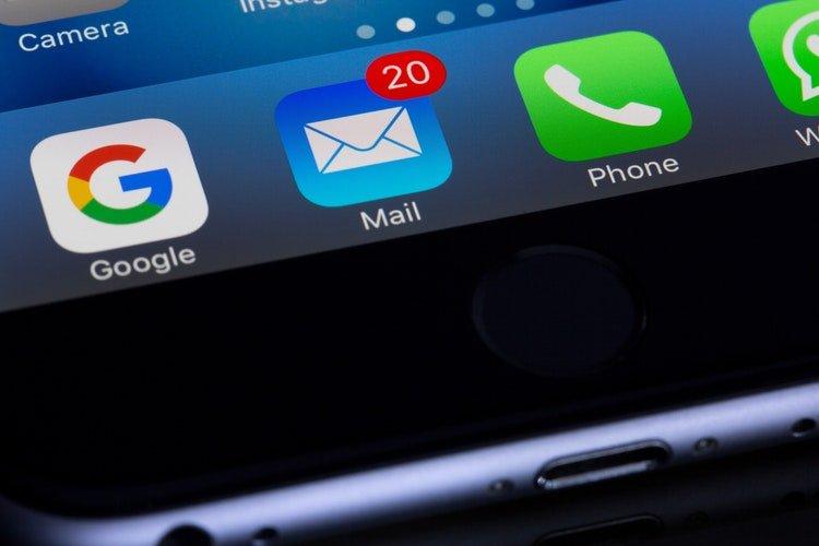 Concentrazione e e-mail