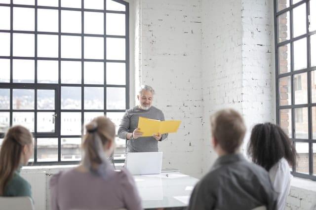 Come trovare un mentore