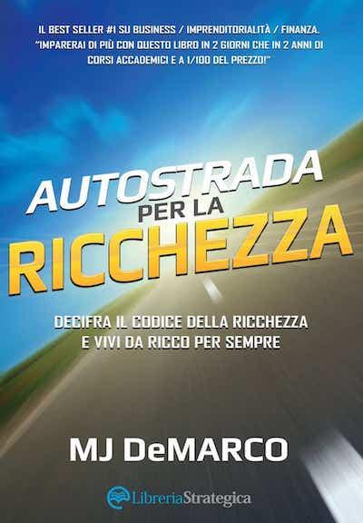 Libri di educazione finanziaria - Autostrada per la ricchezza
