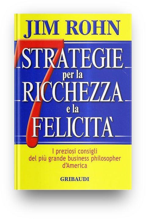 """""""7 strategie per la ricchezza"""":  copertina dell'edizione italiana"""