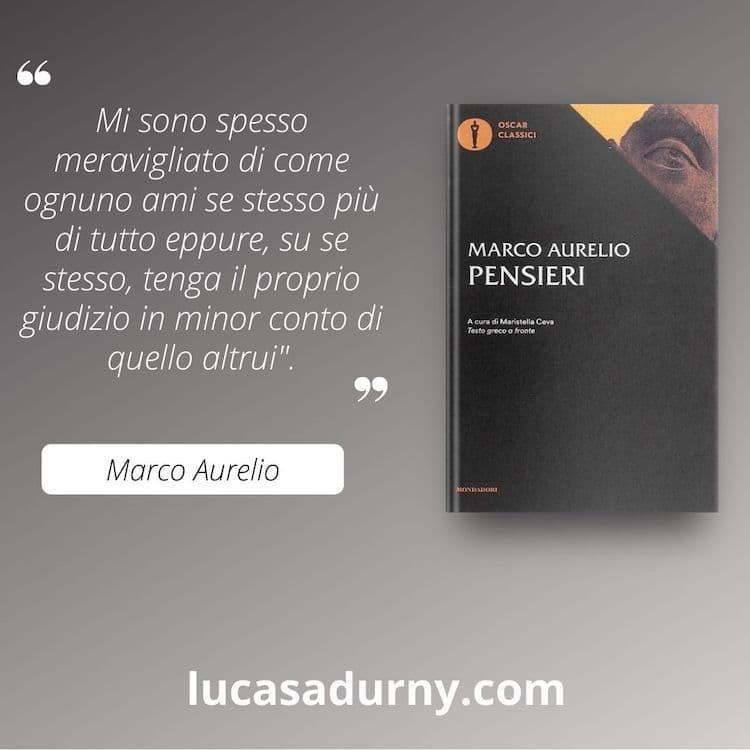 Marco Aurelio frasi: uno dei suoi pensieri più belli