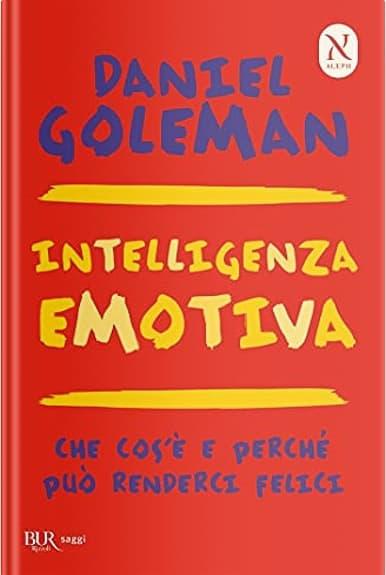 Intelligenza emotiva -  Copertina Cover